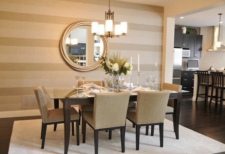 Dazzling Architecture Dining Room Design
