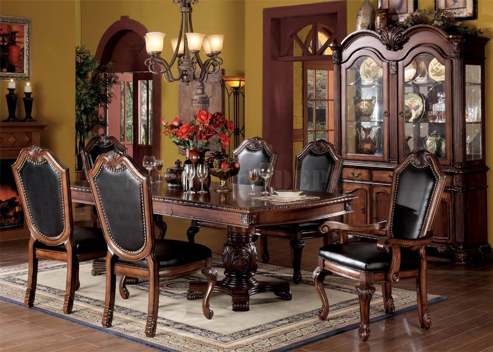 23 dazzling dining room designs decorating ideas for Dining room design trends