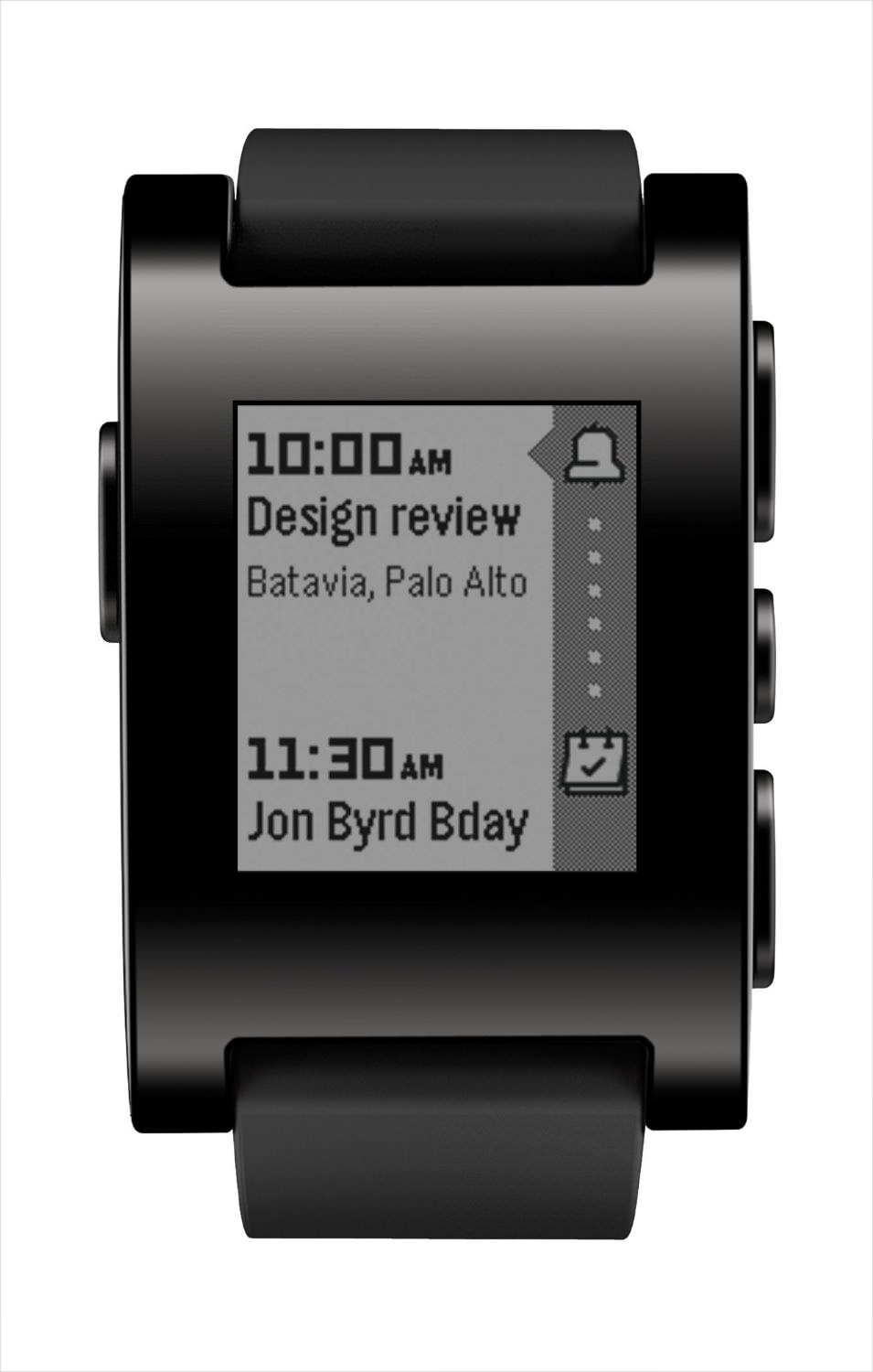 pebble smart watch for android