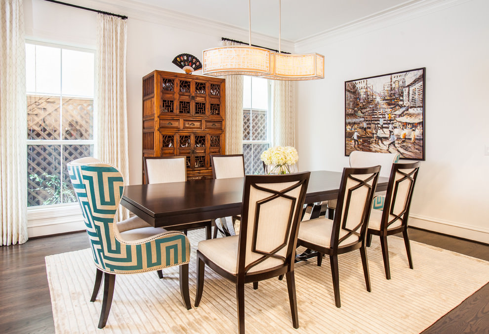 Gorgeous Dazzling Dining Room Design
