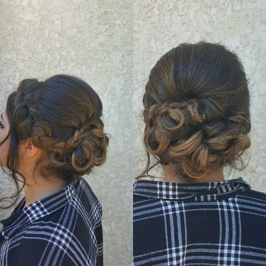 Women Hairstyle Looks So Beautiful