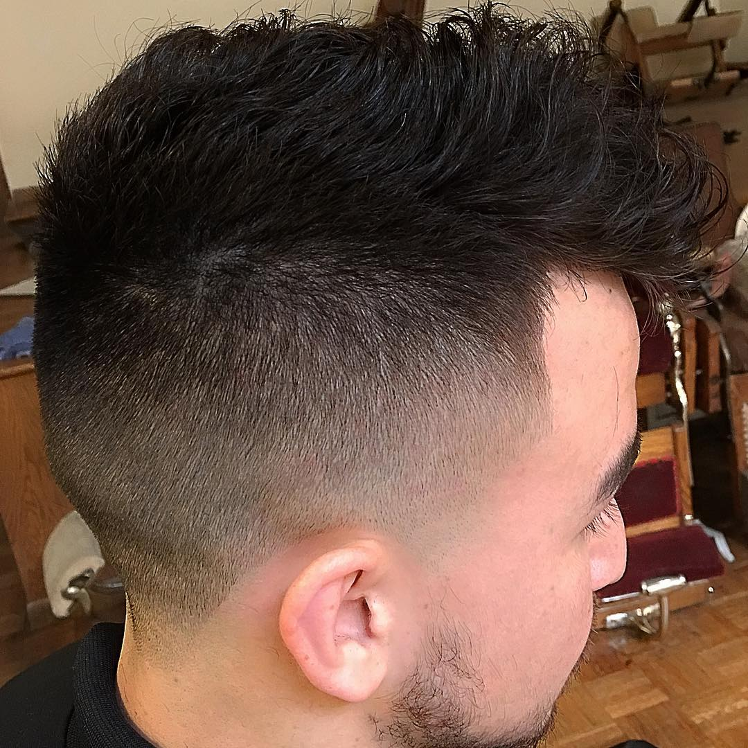 Skin Taper Hairstyle