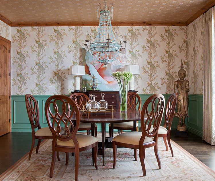 smarttraditional dining room design