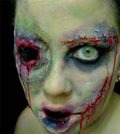 Scary Cool Make Up Design