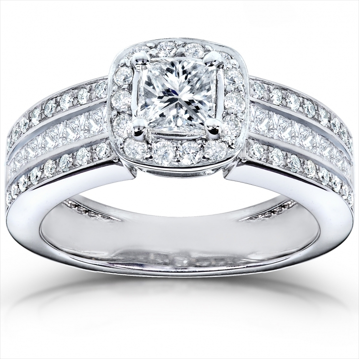 sparkling diamond ring