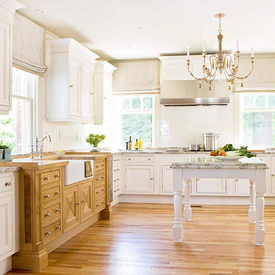 Chic Traditional Kitchen Design
