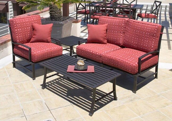 aluminium sofa design2