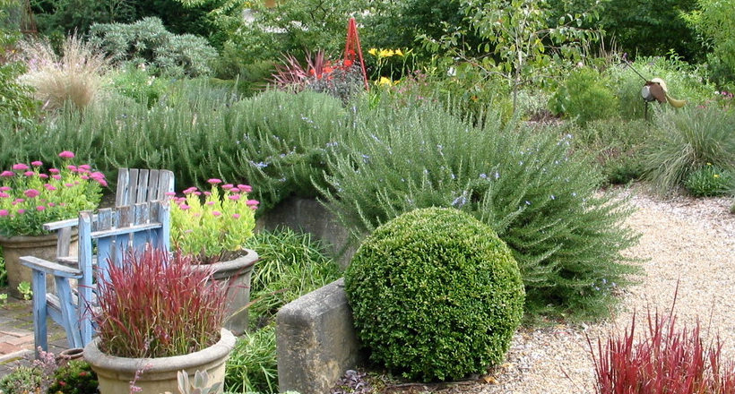 22+ Flower Pot Garden Designs, Decorating Ideas   Design ...