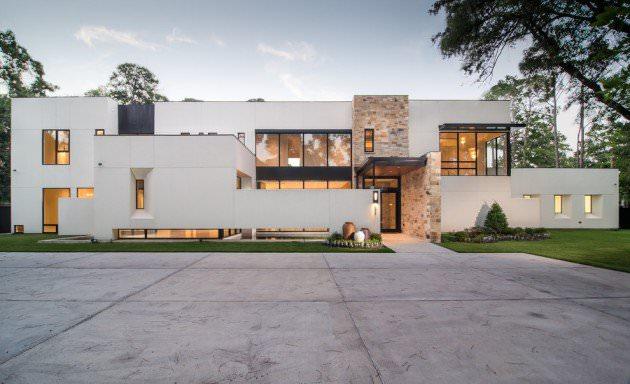 Modern Hill Exterior Design
