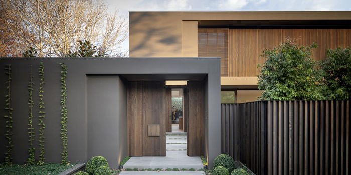 Modern Exterior Design At Bay Street