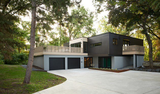 unbelievables modern exterior design