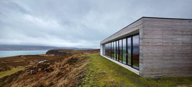 Isle of Skye Modern Exterior Design
