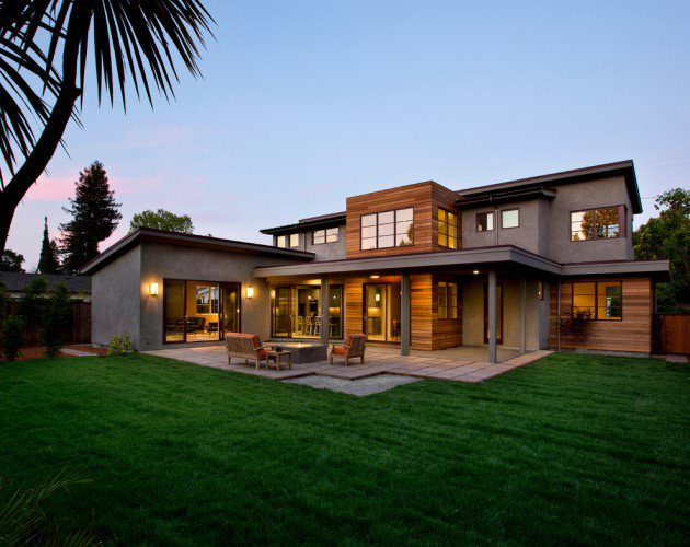Attractive Modern Home Exterior Design