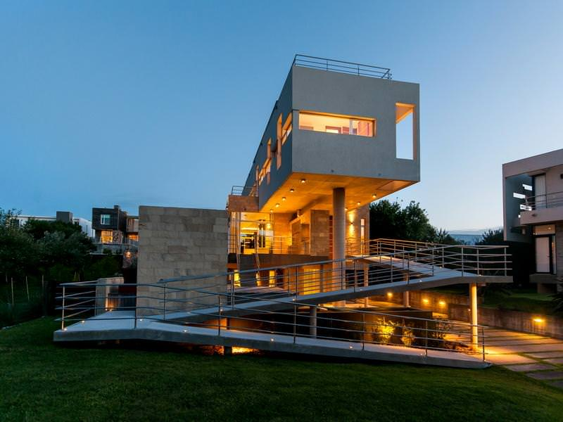 modern wanka exterior design