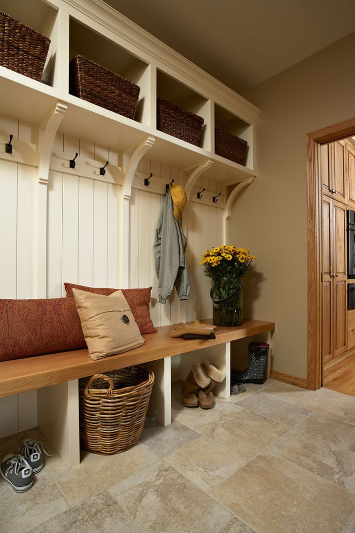 Functional Entry Way Home Design Trend