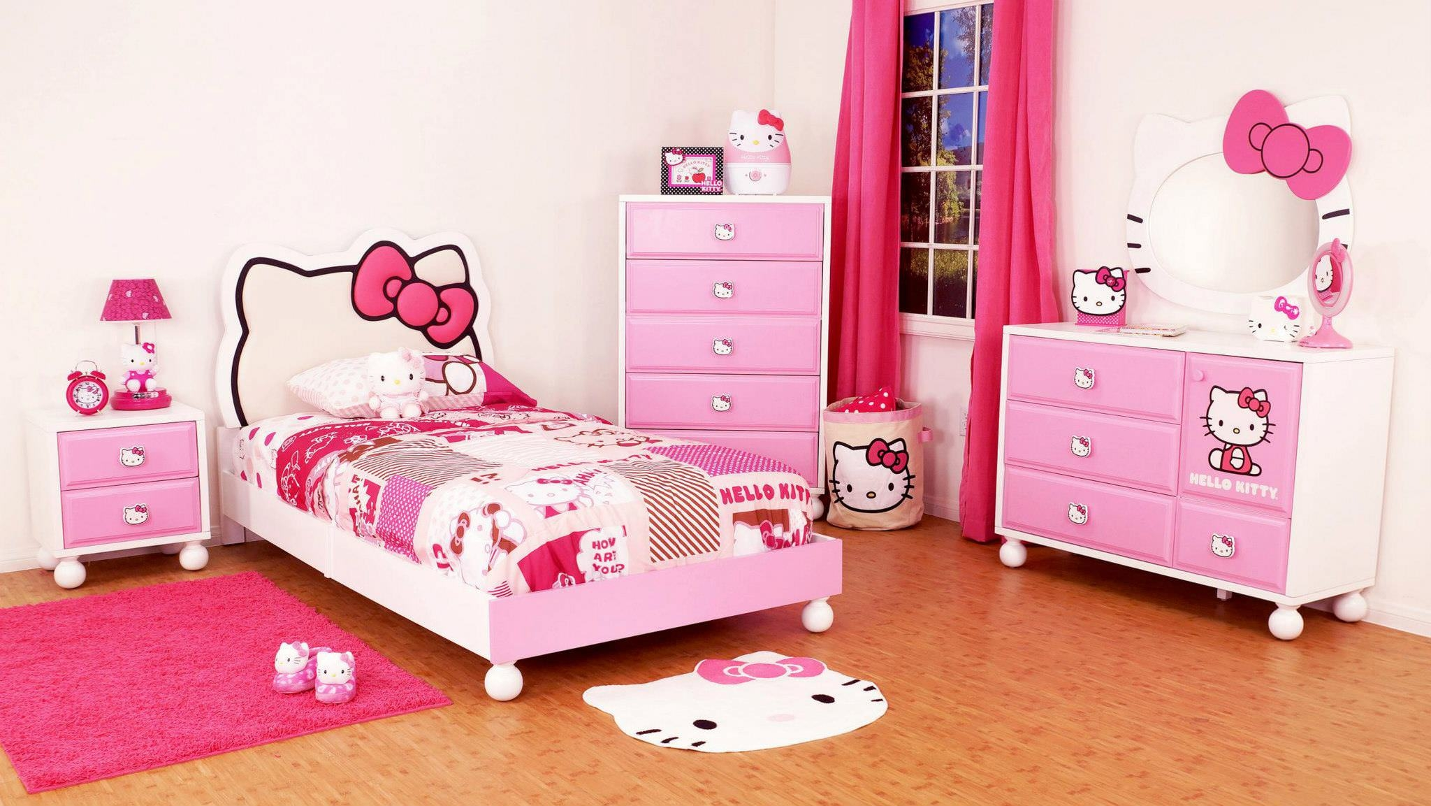 Kitty Room Design