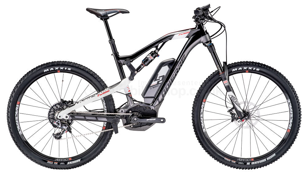 lapierre overvolt fs 900 2016 bosch electric bike