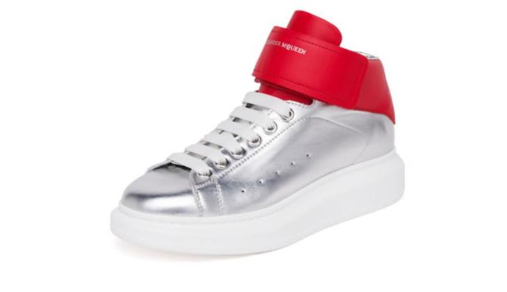 Ankle Strap McQueen Shoe Design