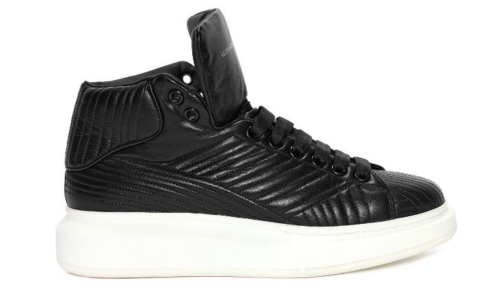 lace up mcqueen shoe design