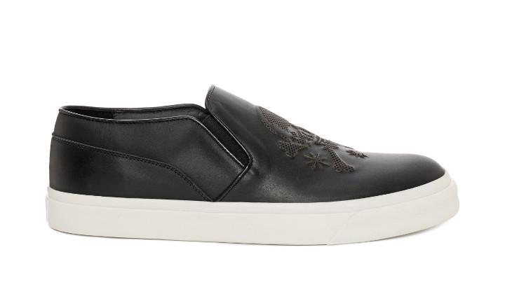Skater Slip On McQueen Shoe Design