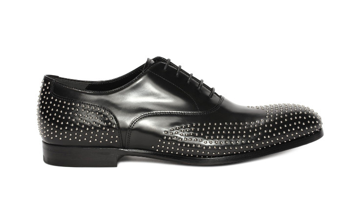 glossy mcqueen shoe design