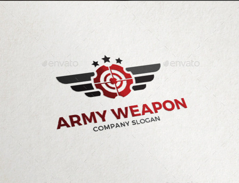 Cool Skull Logos With Guns 19+ Gun Logo Designs, ...