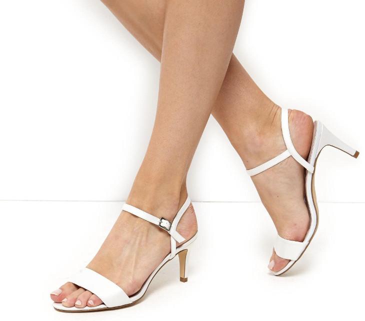 Classy Mid Heel Shoes Design