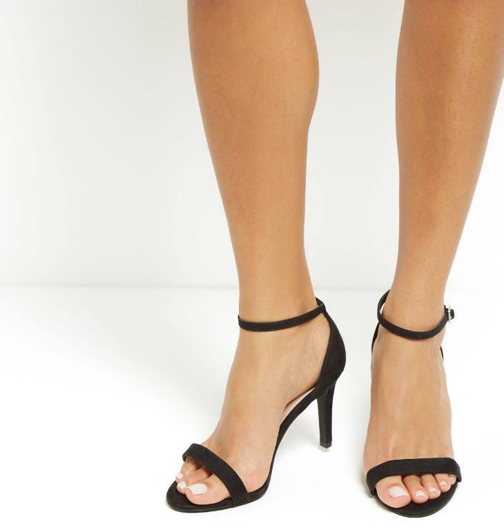 2fb403591a0 Casual Mid Heel Shoes Design