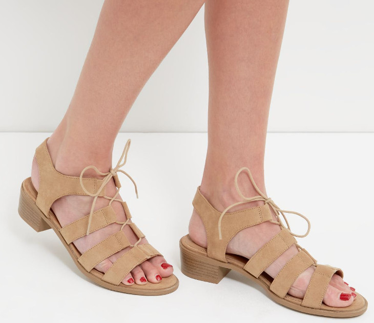 cool mid heel shoes design
