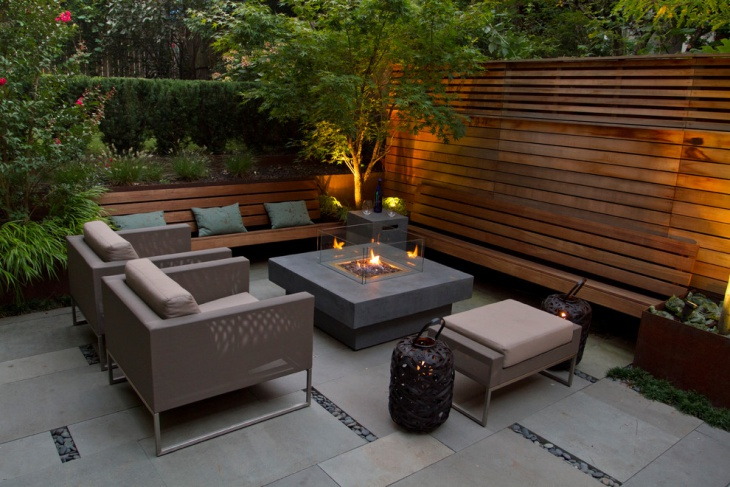 Maximize a Small Patio