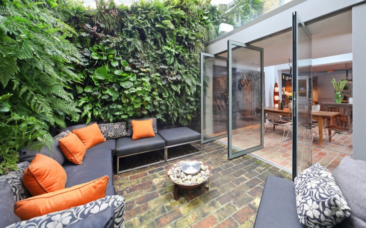 small patio furniture design
