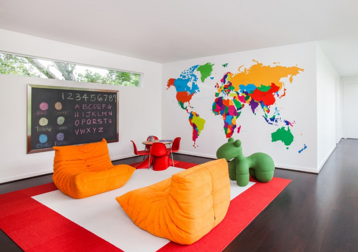 Best Kid's Room Wall Design