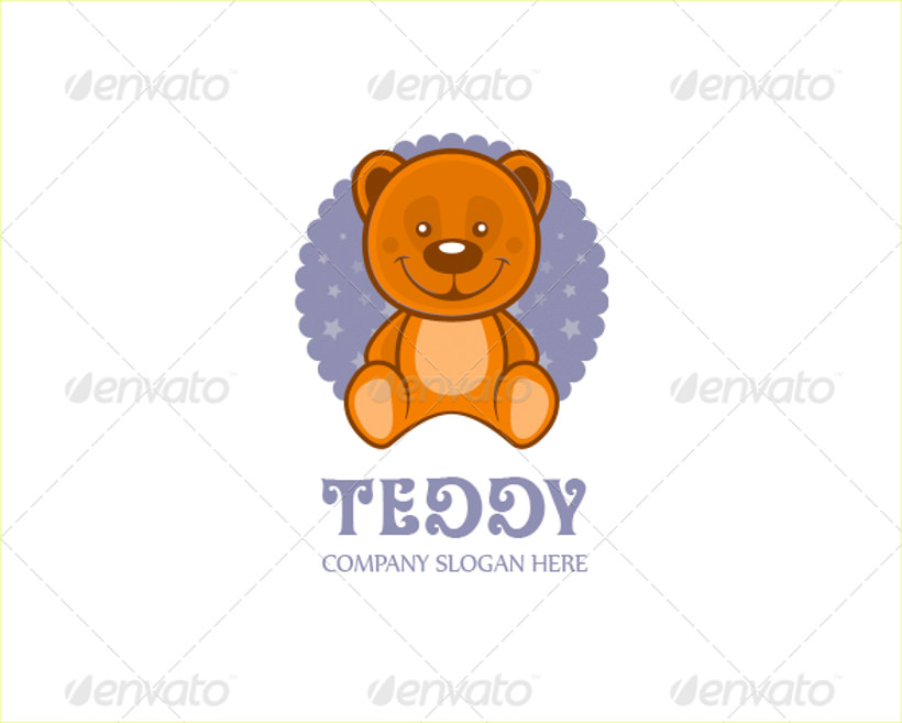 Bear Logo for companies