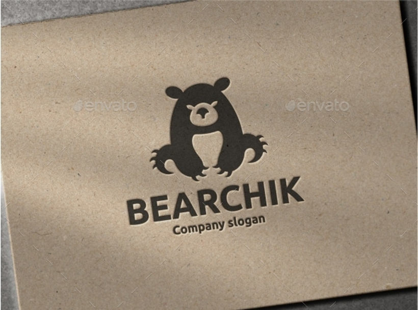 45 Teddy Bear Logo Designs Ideas Examples Design