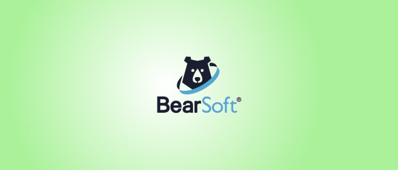 Logo Design - BearSoft