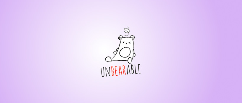Logo Design - Unbearable