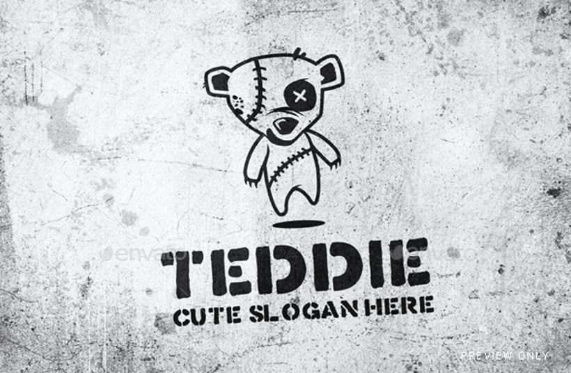 Little Eddie - Teddy Bear Blues - The Skrooch