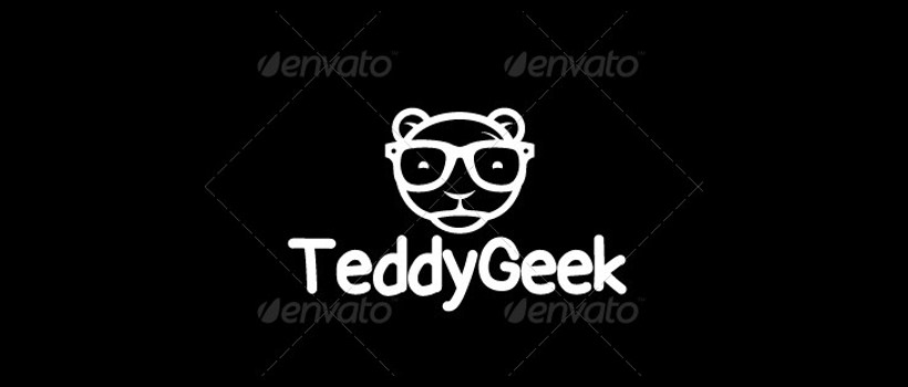 Teddy Geek Logo