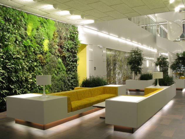 Beautiful indoor Garden Design