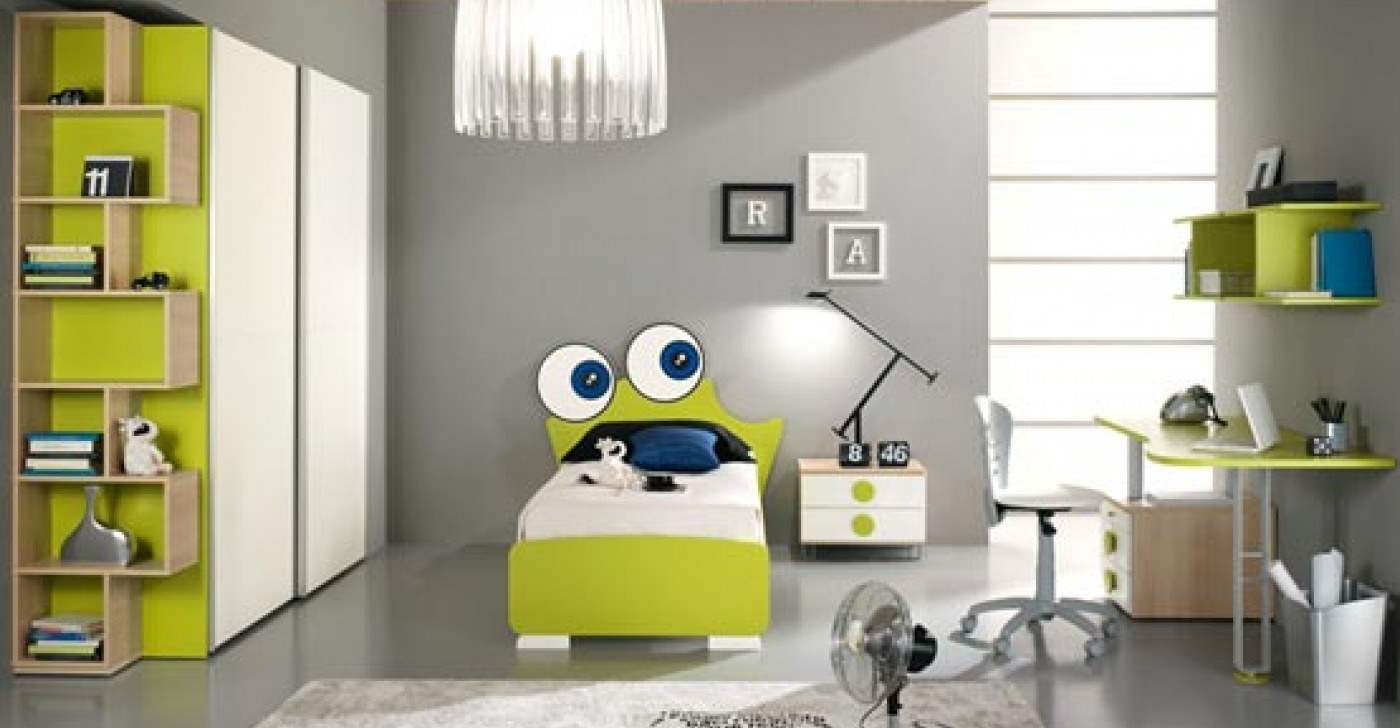 Decorative Dream Kids Room Designs