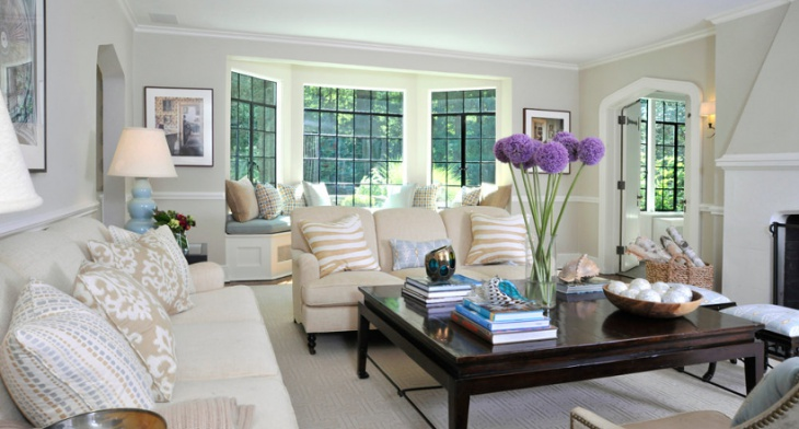 15+ Living Room Window Designs, Decorating Ideas | Design Trends ...