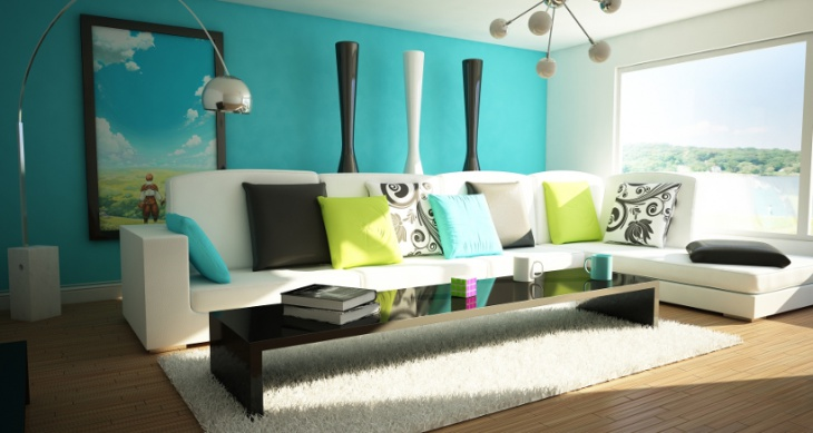 Amazing Living Room Wall Color Designs