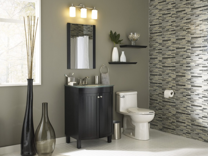 Delightful Moder Lowes Bathroom Idea