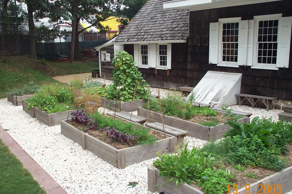 kitchen garden design ideas