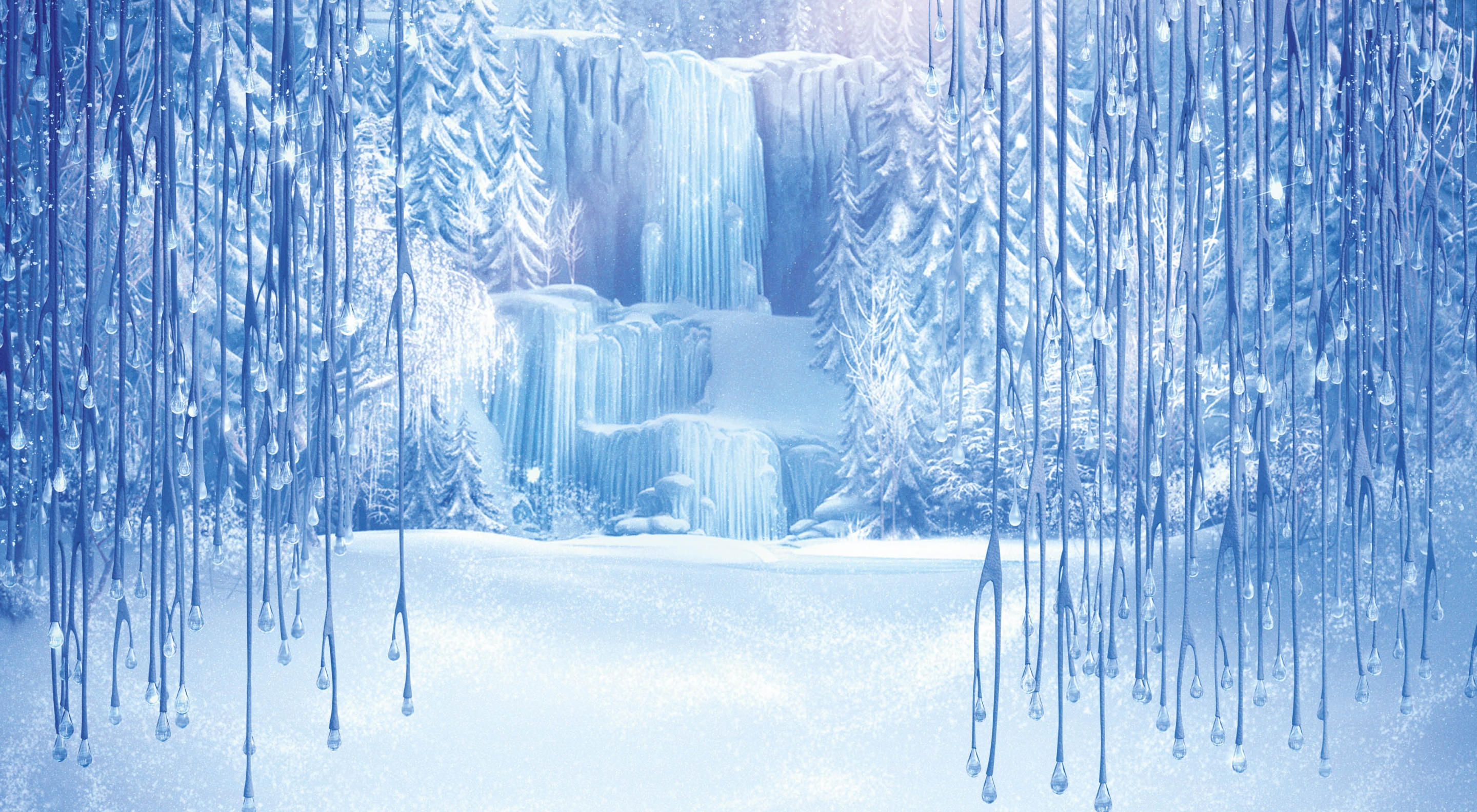 Frozen Movie Background