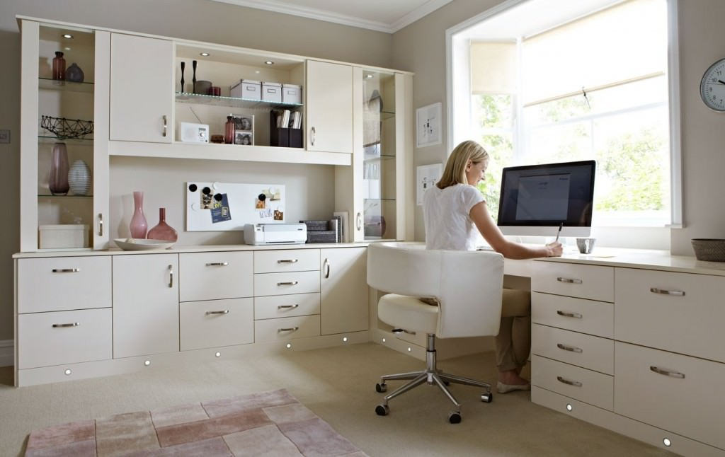 20+ Home Office Cupboard Designs, Ideas, Plans | Design Trends ...