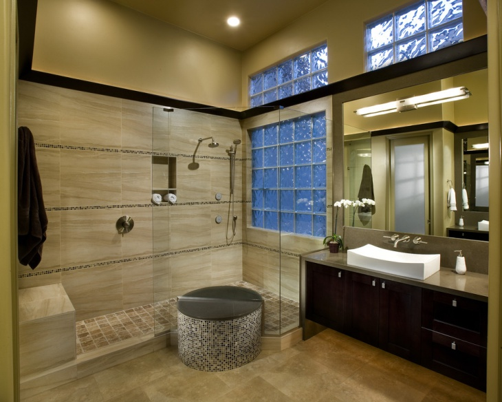 Master Bathroom Stylish Remodel Design