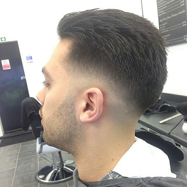 low fade comb over haircut21