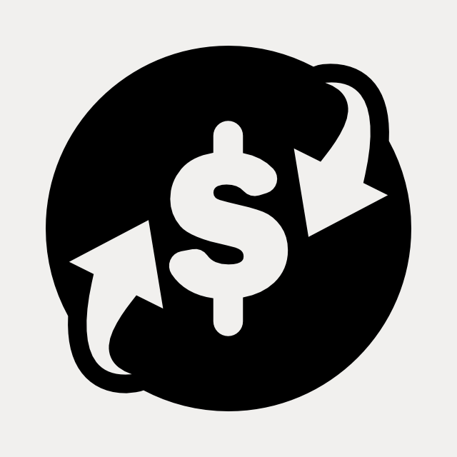 Deposit Money Icon