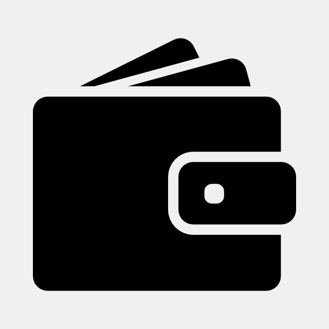 free wallet icon